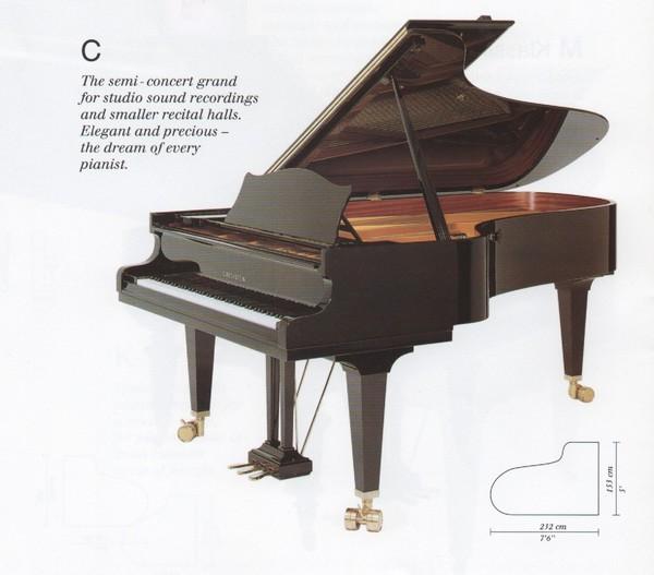 piano bechstein prix trouvez le meilleur prix sur voir. Black Bedroom Furniture Sets. Home Design Ideas
